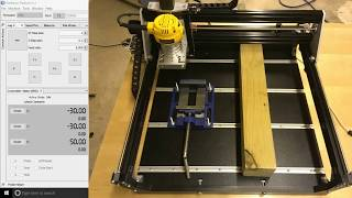 Homing and Work Coordinate Systems using Grbl with Millright CNC