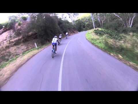 Cycling descent. Avanti Plus group.