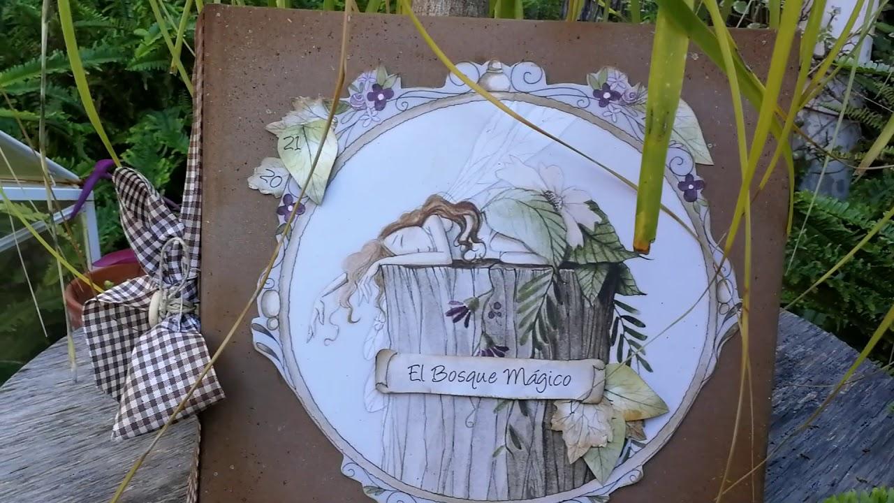 Calendario Bosque Magico 2019.El Bosque Magico Conesa