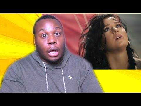 "KATY PERRY ""RISE"" VIDEO (REACTION)"