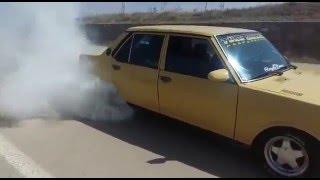 131 Turbo Lastik Yakma Burnout Dd 554