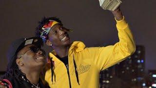 Смотреть клип Yung Mal Ft. Lil Quill - Exotic