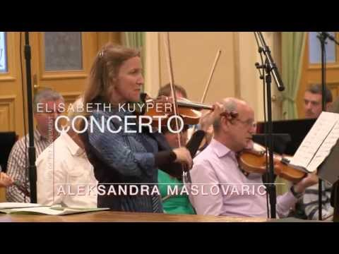 Kuyper Concerto - End of First Movement