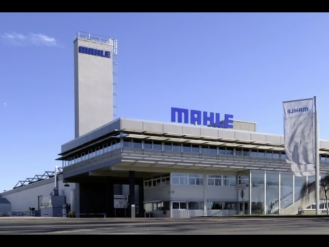 MAHLE plant in Mühlacker/Germany