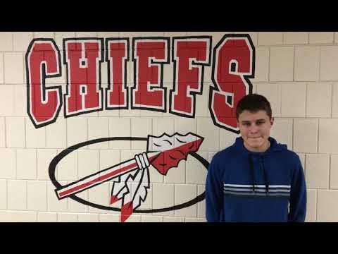 MTI Defensive Player of the Week: Jonathan Blumeyer, Deer Creek-Mackinaw High School