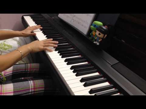 Spring Waltz from Yiruma Easy Piano Concert Book