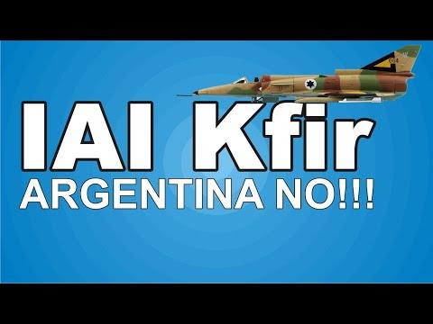 IAI KFIR Block N0!