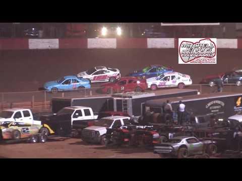 Dixie Speedway Street stinger 10/01/2016