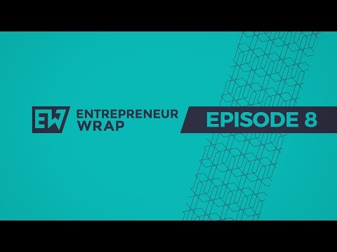 Entrepreneur Wrap 08 | Amazon Patents Flying Warehouse & Twitter is Asking For Help
