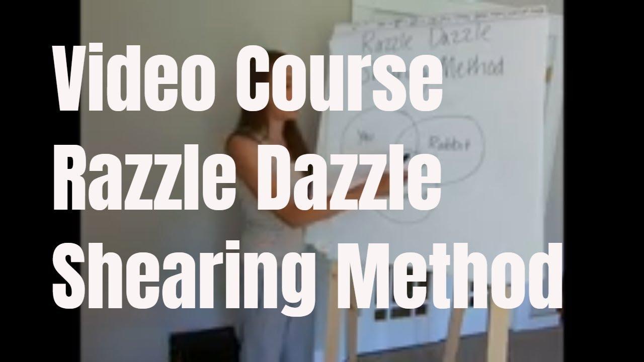 Video Shearing Course!