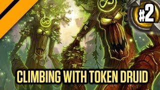 Hearthstone: The Witchwood - Insane Token Druid P2