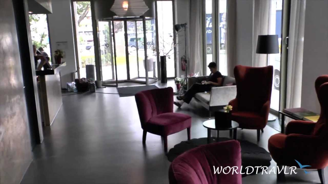 ein rundgang durch das cosmo hotel berlin mitte am spittelmarkt youtube. Black Bedroom Furniture Sets. Home Design Ideas