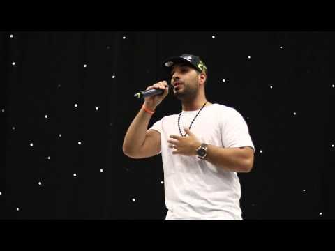 Saif Adam - Heaven (vocals only)