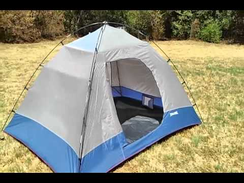 Spalding Tent & Spalding Tent - YouTube