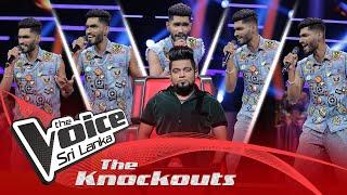 Lakshitha Mihiran | Dangalanna Be (දඟලන්න බෑ) | The Knockouts | The Voice Sri Lanka Thumbnail
