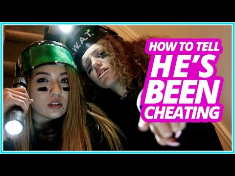 HOW TO TELL if He's Cheating on You w/ Mia Stammer & Mahogany Lox
