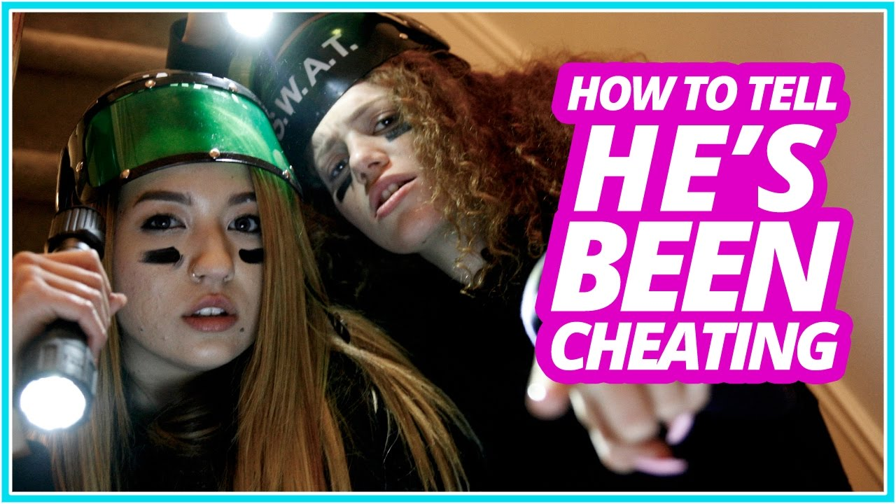 How to tell if hes cheating