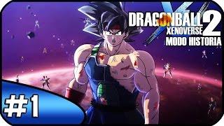 Dragon Ball Xenoverse 2 Modo Historia Parte 1 El Comienzo De Un Gran Guerrero
