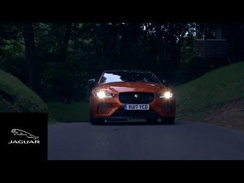 Jaguar XE SV Project 8   Shelsley Walsh Hill Climb
