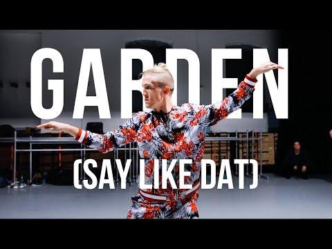 GARDEN SAY IT LIKE DAT  SZA Miles Keeney Choreography