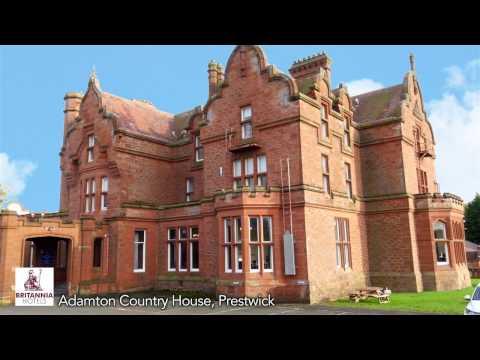 Britannia Adamton Country House Hotel, Prestwick