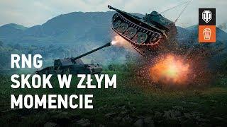 RNG — Skok w złym momencie  [World of Tanks Polska]
