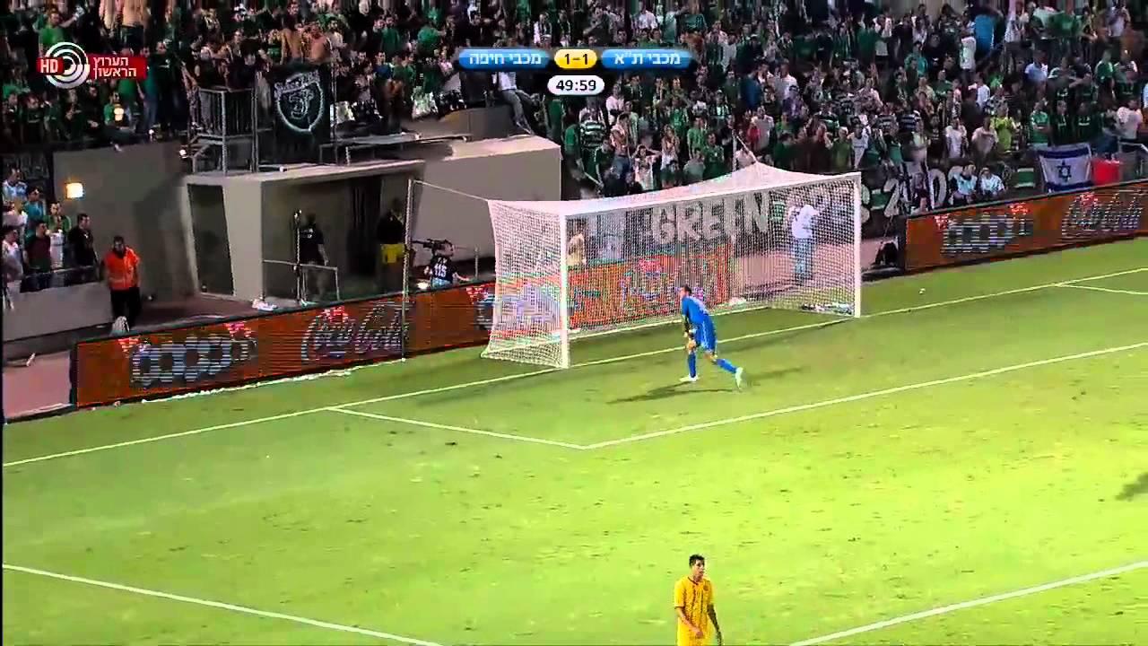 Maccabi Haifa Vs Maccabi Tel Aviv