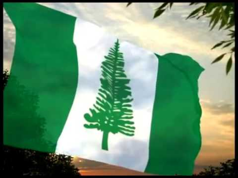 Norfolk Island Flag