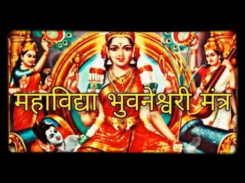 Video - ऐश्वर्य, ज्ञान, मोक्षादि की प्राप्ति हेतु श्री भुवनेश्वरी देवी के मंत्र का अनुष्ठान कर नित्य जप करें     #भुवनेश्वरी #महाविद्या #साधना #देवी #मंत्र #Mahavidya #Bhuvaneshwari #Sadhana #Mantra     https://youtu.be/61G_xp-AtXw
