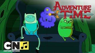 Karaoke ♫ Čas na dobrodružství ♫ Přátelé ♫ Cartoon Network