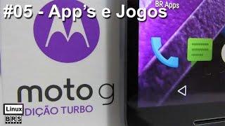 Motorola Moto G Edição Turbo - App e jogos - Português