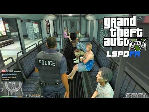GTA 5 LSPDFR 0.3.1 - EPiSODE 181 - LET