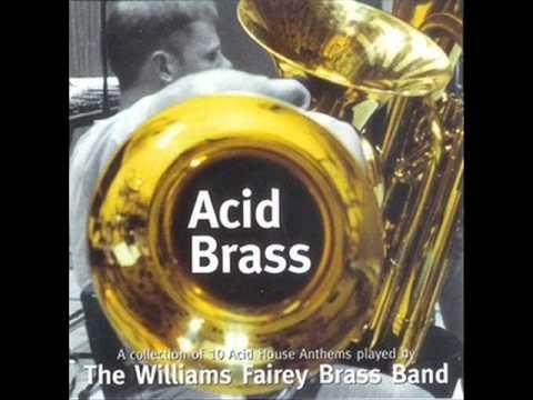 Williams Fairey Brass Band  Acid Brass Pacific 202