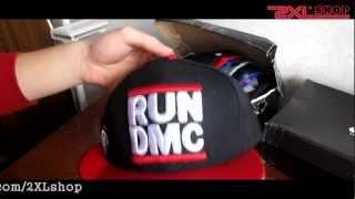 Видео-обзор на кепки Jordan, Run DMC, White Sox, LA, NY, DOPE, ONLY от 2XL Shop
