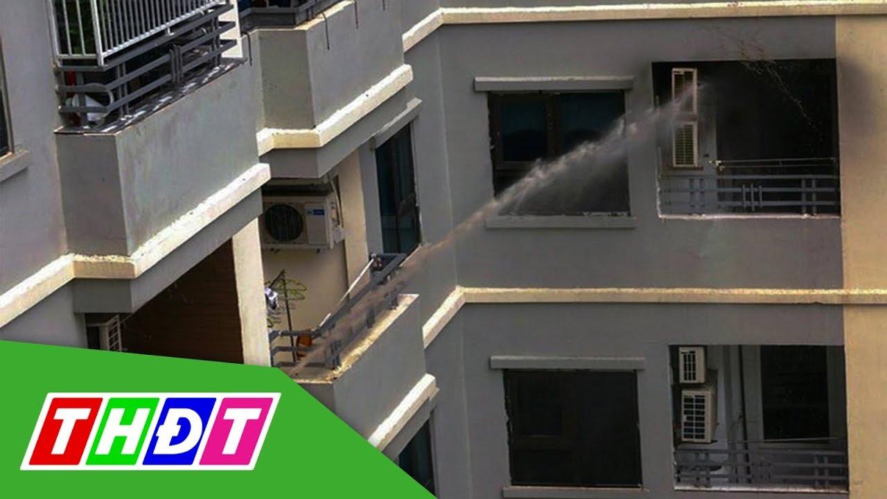 Cháy tại căn hộ chung cư Mường Thanh Đà Nẵng | THDT