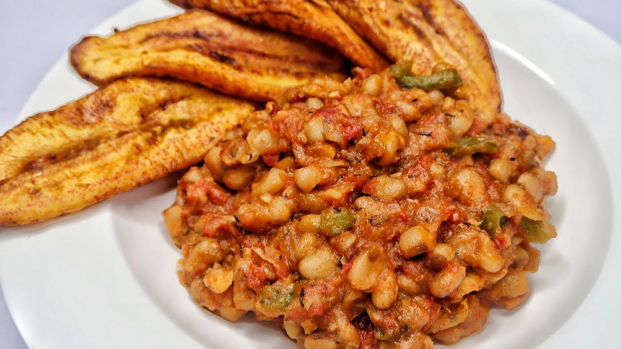 How To Cook Beans With Palm Oil