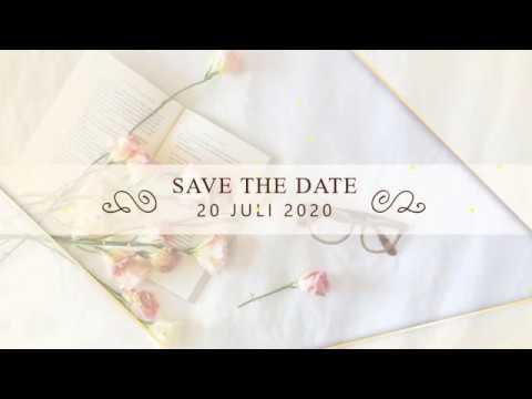 Undangan Pernikahan Islami Digital - YouTube