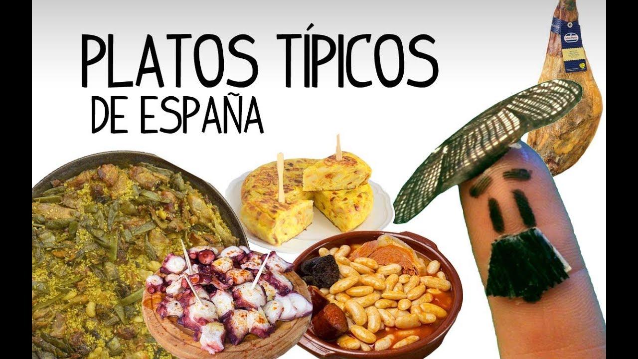 Image result for Un dia probando los platos tradicionales de España