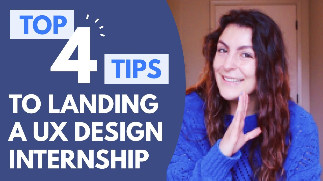 UX Internships: How to stand out and get your first design ...