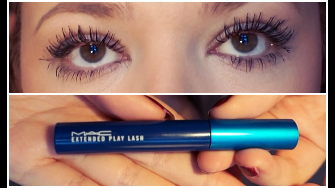 mac extended play lash dupe