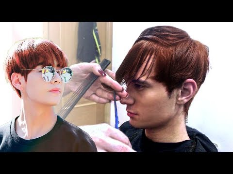 Haircut Touch Up + Hair Color Update | Men's Hair | My Hairstyles | Ruben Ramos