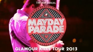Mayday Parade - 4th Annual Glamour Kills Tour (Trailer)