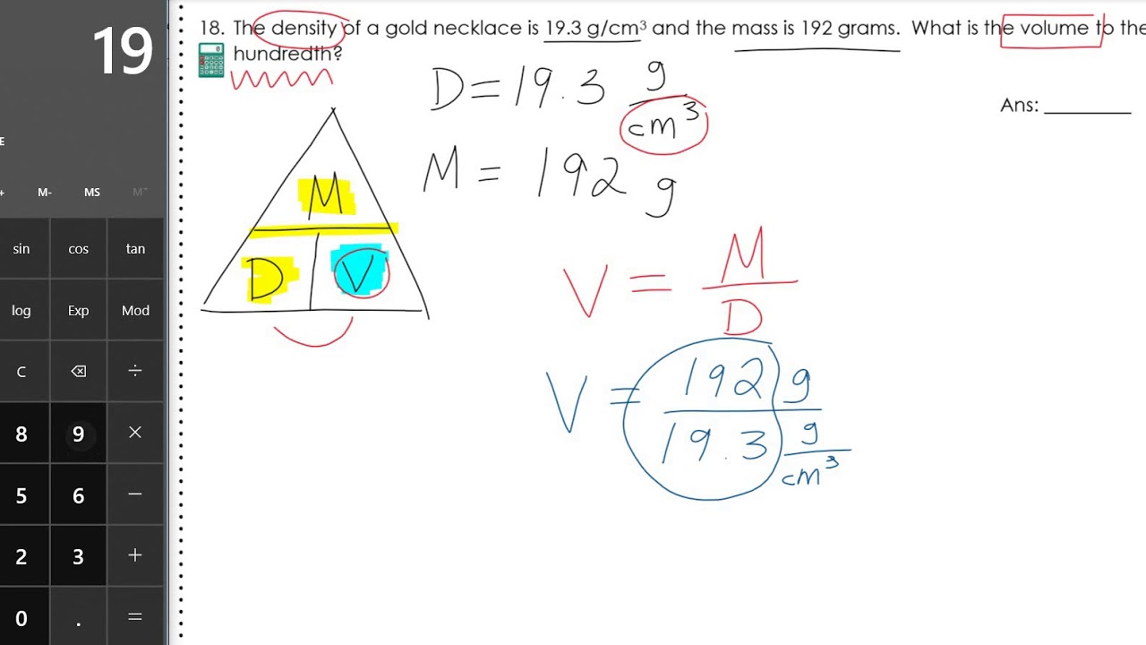 Geometry EOC Full Year Review Packet - FHS page 4 - YouTube