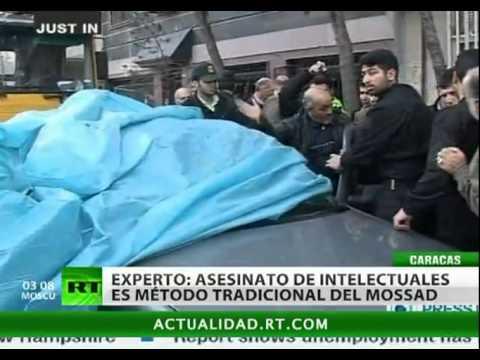 Jamenei: La CIA Y El Mossad Están Detrás Del 'cobarde' Asesinato Del Científico Iraní