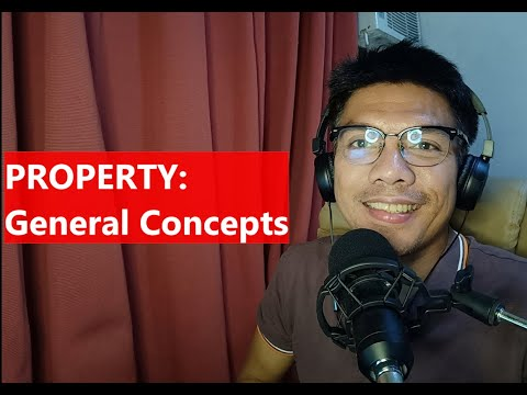 PROPERTY: General Concepts