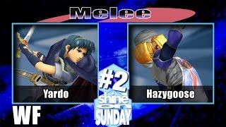 Shine on Sunday #2 - Yardo vs Hazygoose - WINNER