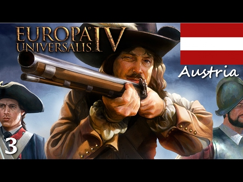 Europa Universalis IV - Austria #3 - DISCUSSING HUNGARY'S FUTURE