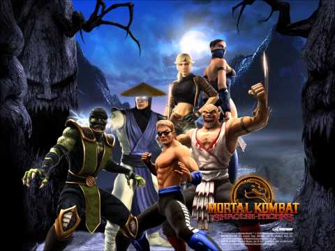 Mortal Kombat Theme (Techno Syndrome) HD