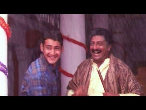 Raja Kumarudu Movie || Prakash Raj & Mahesh Babu Comedy Scene || Mahesh Babu,Preity Zinta
