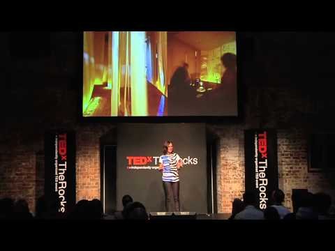 Future cities of delight | Joanne Jakovich | TEDxTheRocks